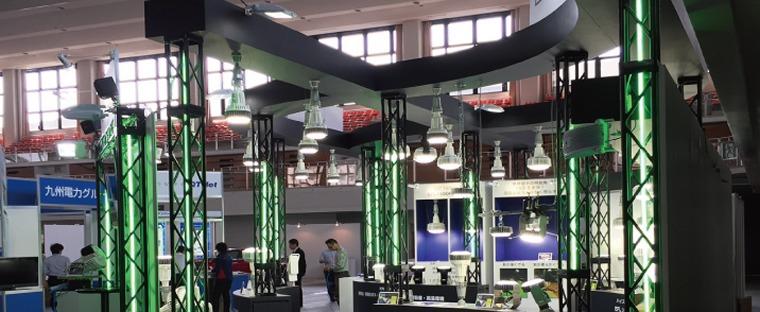 展示会ブースの基礎構築
